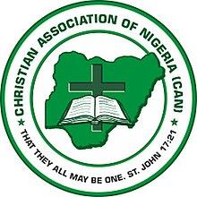 Christian Association of Nigeria, CAN.